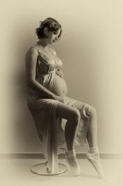 Pregnancy in 1933