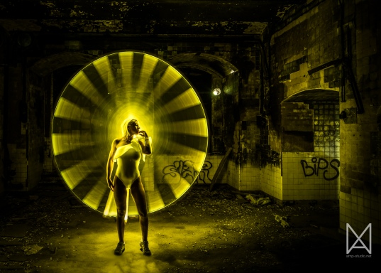 Yellow underground